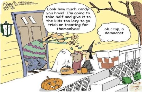 A Socialist Halloween