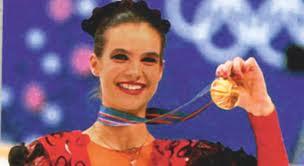 Katarina Witt Gold MEdals