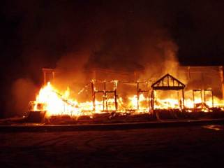 Disinformation-church-fire
