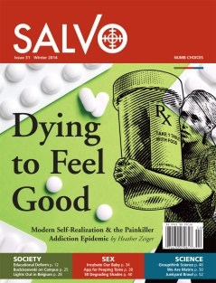 Salvo 31, Winter 2014